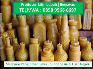 Produsen Lilin lebah, TELP: 0858 9566 6697 (Isat), Produsen Beeswax