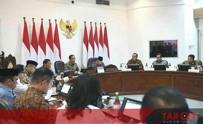 Presiden Jokowi : Pembangunan SDM Butuh Fokus dan Sinergi Kementerian