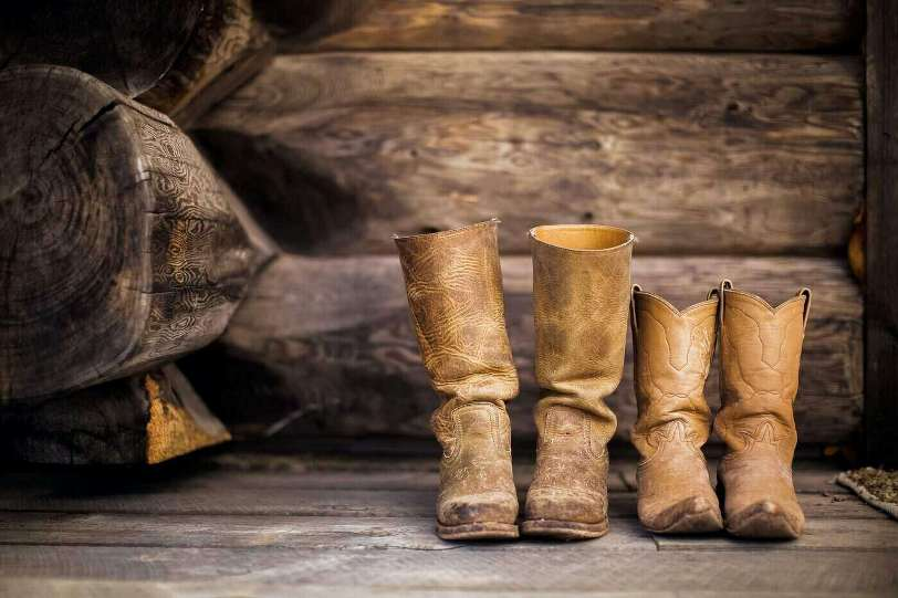 When Riding Your Horse, Boots Should Be A Big Priority