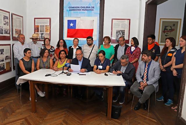 Colegio de Periodistas llama al General Rozas a pronunciarse sobre agresiones a la prensa