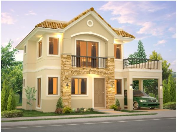 Ynez House Model At Mission Hills Antipolo House And Lot