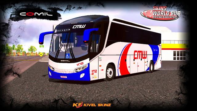 COMIL 1200 4X2 - VIAÇÃO CMW TRANSPORTES