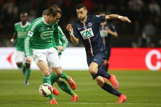 مشاهدة مباراة باريس سان جيرمان وسانت ايتيان بث مباشر اليوم 17/2/2019 الدوري الفرنسي Saint-Etienne vs PSG