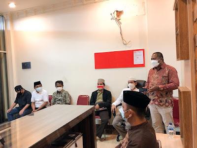 DPP PINTER Gelar Do'a Bersama Tokoh Masyarakat Dilingkungan Kantor Pusat