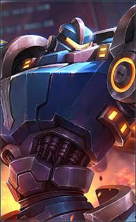 Uranus Mech Protector Heroes Tank of Skins V2