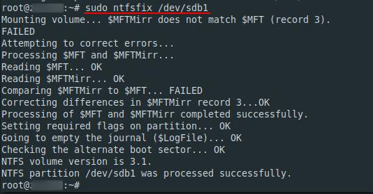Cara Mengatasi Error Mounting Partisi Windows di Linux Dual Boot