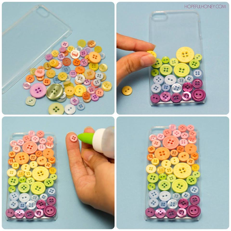 Diy Ideas To Make Beautiful Mobile Covers