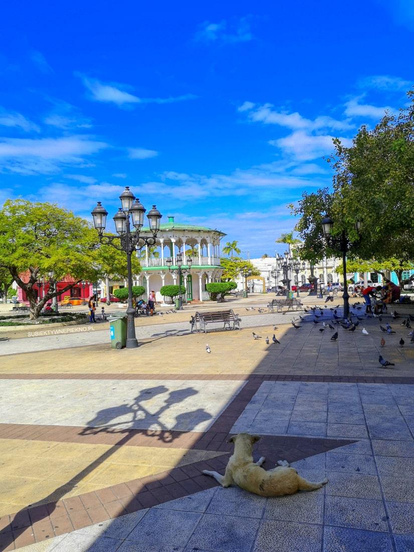 Dominikana Puerto Plata Cental Park