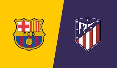 مشاهدة مباراة برشلونة واتليتكو
