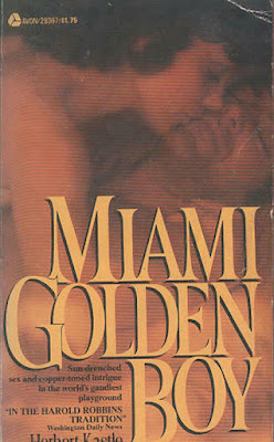 The 1976 Avon edition of MIAMI GOLDEN BOY