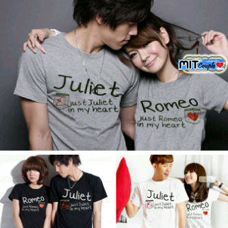 Jual Baju Couple Juliet Romeo - 20305