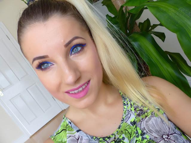 Artdeco, NYX, No 7 Makeup - Vivid Sapphire Eyeliner