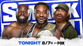 Ver Wwe En Vivo SmackDown 05 de Febrero 2021