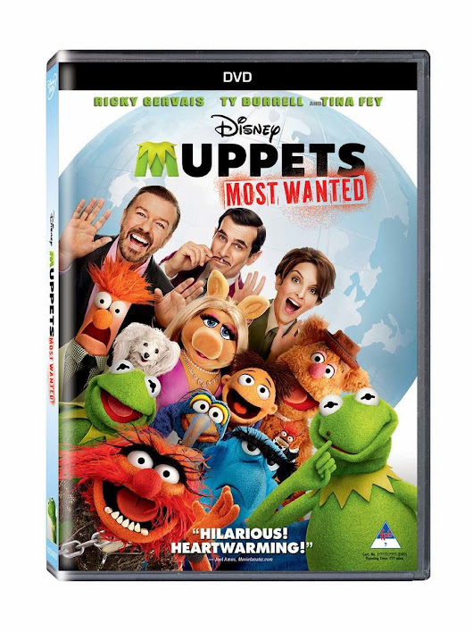 "Muppets Most Wanted - FILM AND GAMES ""KUBU RAYET"""