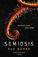 Book cover shows a fern uncurling.