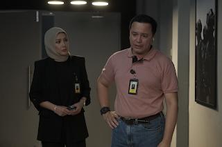 Sinopsis Drama Gerak Khas Undercover (TV3 2021)