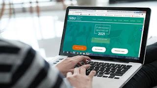 UFCG divulga o Termo de Adesão ao SiSU 2021.2
