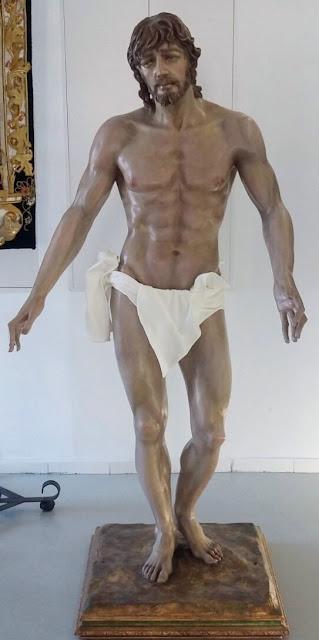 Despojado. Cofradía Cristo del Gran Poder. León. Foto. Alberto García.