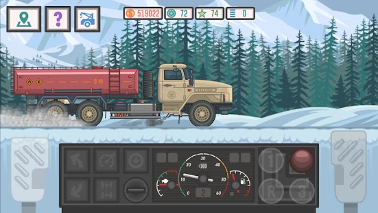 Best Trucker 2 Apk+Data Free on Android Game Download