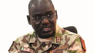Gen. Tukur Yusufu Buratai