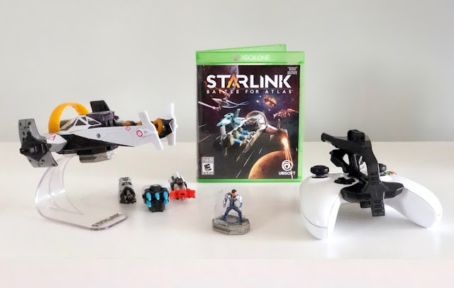 Starlink: Battle for Atlas - Xbox One Starter Pack plus Display Stand #XboxTogether