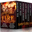 #Shifters on Fire, #99cent #BBW Boxed Set!