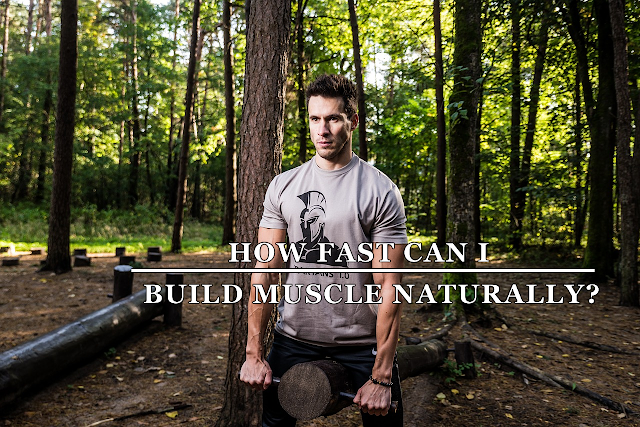How Fast Can I Build Muscle Naturally?