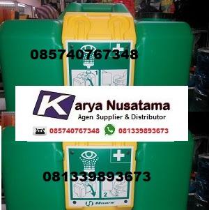 Jual Portable Emergency Eyewash 9 gallons HAWS 7501 di Tanggerang