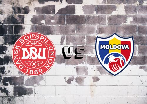 Dinamarca vs Moldavia  Resumen