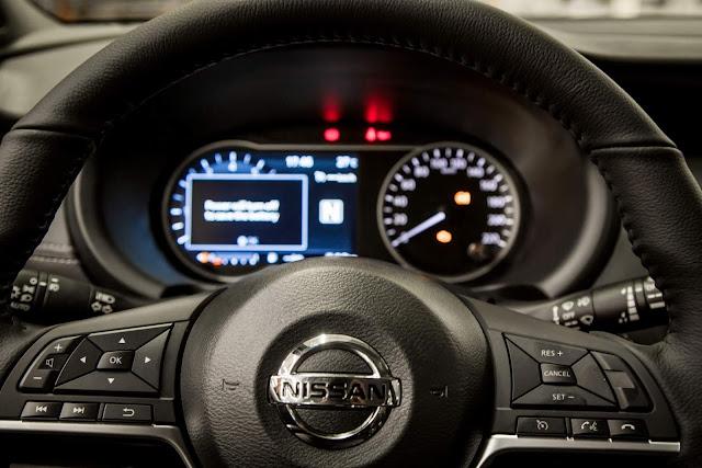 Novo Nissan Kicks 2020 - Piloto Automático
