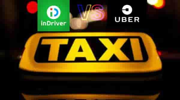 Uber تنافس شركة in Driver