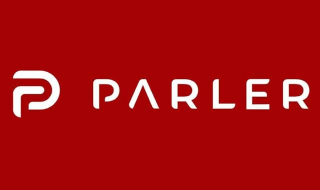 Parler website restored, but the app remains offline