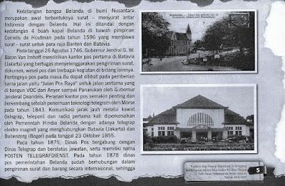 Sejarah Pos Indonesia, dari zaman VOC hingga menjadi perusahaan milik BUMN