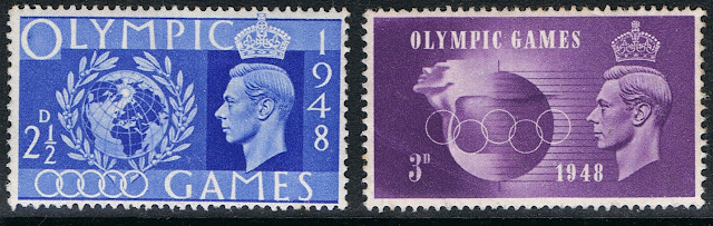 Olympic Games: The Games of the XIV Olympiad: After a hiatus of 12 years caused by World War II, the first Summer Olympics to be held since the 1936 Summer Olympics in Berlin, open in London