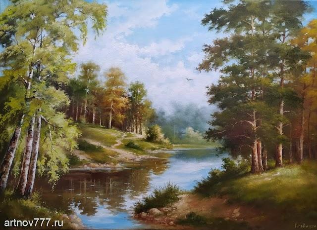 Пейзаж июнь