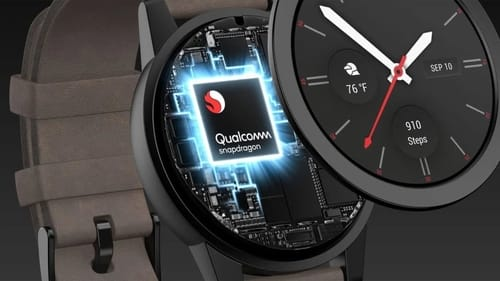 Qualcomm provides the necessary improvements to Wear OS watches
