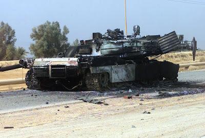 Iraq war abrams