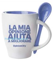 Logo OpinionCity: metti la tua opinione nel carrello e diventa tester di prodotti per le aziende