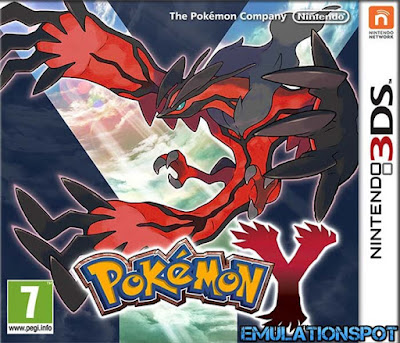 Download Pokemon Y Decrypted ROM for Citra Nintendo 3DS | EmulationSpot