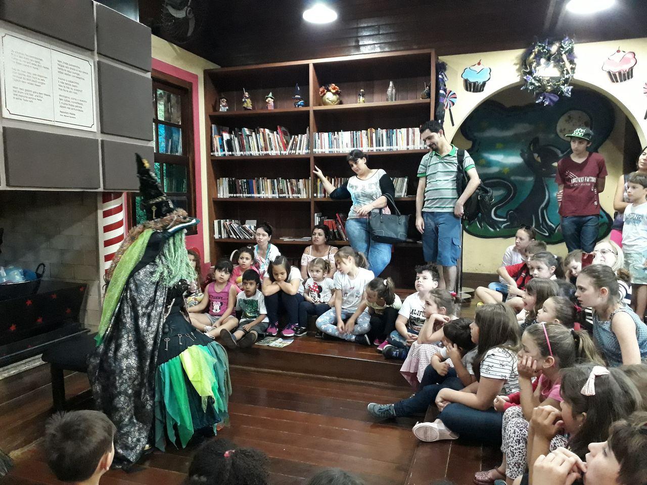 Casa da Bruxa - Bosque Alemão de Curitiba