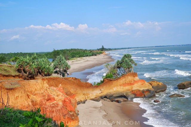 Indahnya Danau Gedang di Bengkulu Tengah