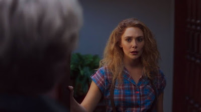 WandaVision - Elizabeth Olsen