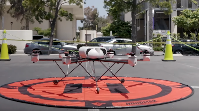 Unmanned Aerial Systems (UAS) by Alan Pecor: 2019