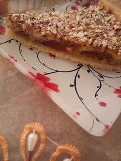 Recette du tarte aux dattes