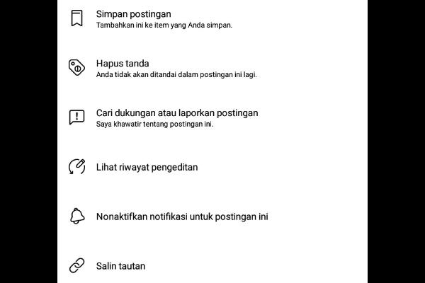 Cara melepaskan Tanda Anda di Facebook Dari Kiriman dan Gambar di Situs Desktop dan aplikasi Handphone