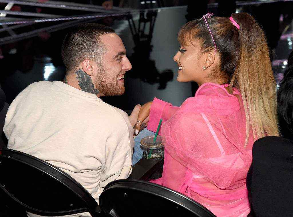 Ariana Grande Sends Message to Mac Miller on His Birthday