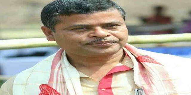 MLA Ashok Sarma Hospitalised due to being COVID 19 +