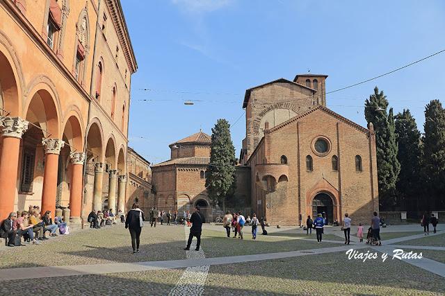 Basílica de Santo Stefano de Bolonia