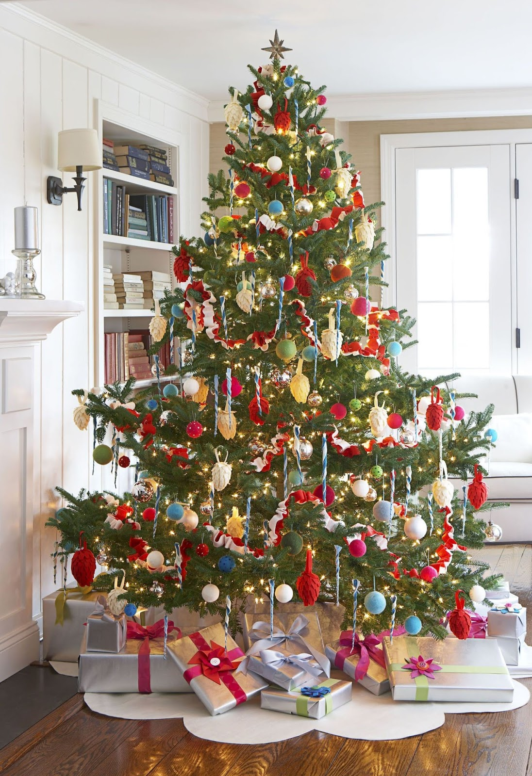 Christmas Tree Ideas That'll Really Make a Statement This Holiday