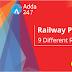 Railway Practice Tests In Different Regional Languages